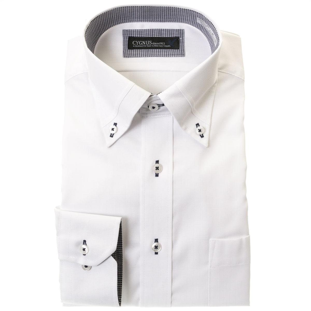 超形態安定加工シャツ